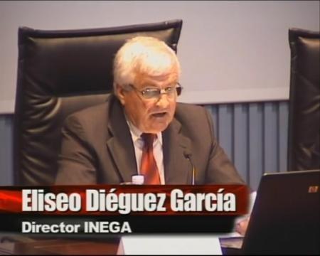 D. Eliseo Diéguez García Director del Instituto Enerxético de Galicia (Inega) - Xornada técnica: As microalgas como fonte sostible de produción de biocombustibles e de tratamento de residuos hídricos: o proxecto ENERBIOALGAE